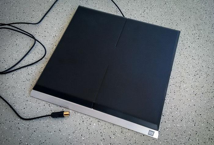 test dvb t dvb t2 antenne one for all sv 9395 area dvd. Black Bedroom Furniture Sets. Home Design Ideas
