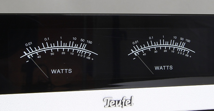 Teufel LT5 Complete Performance Ampstation Display