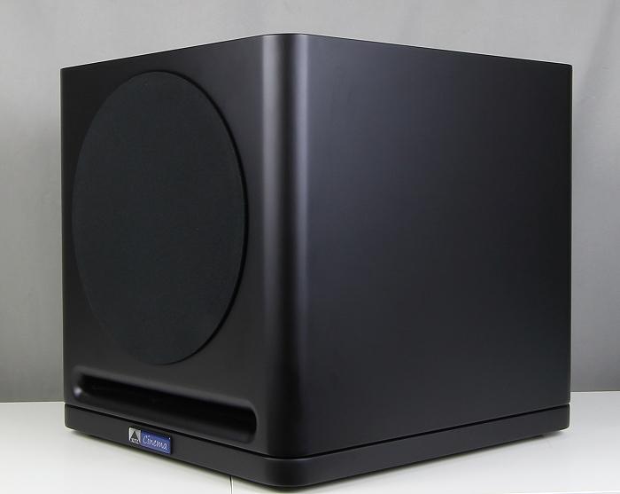 XTZ Cinema Series SUB 1X12 Front Seitlich2