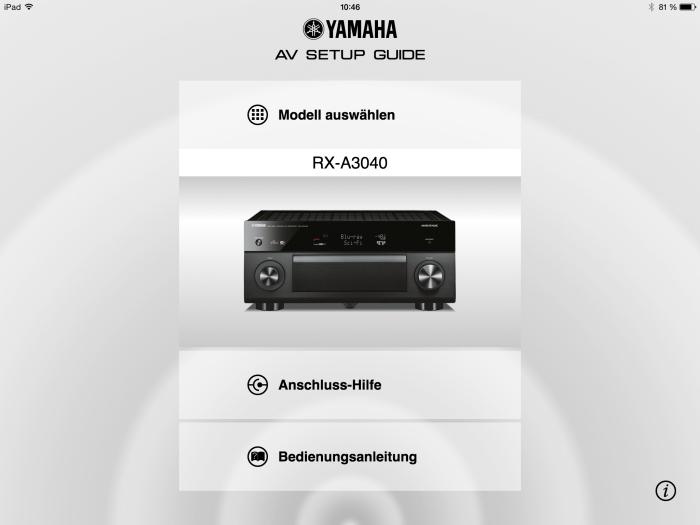 Yamaha AV Setup Guide 4