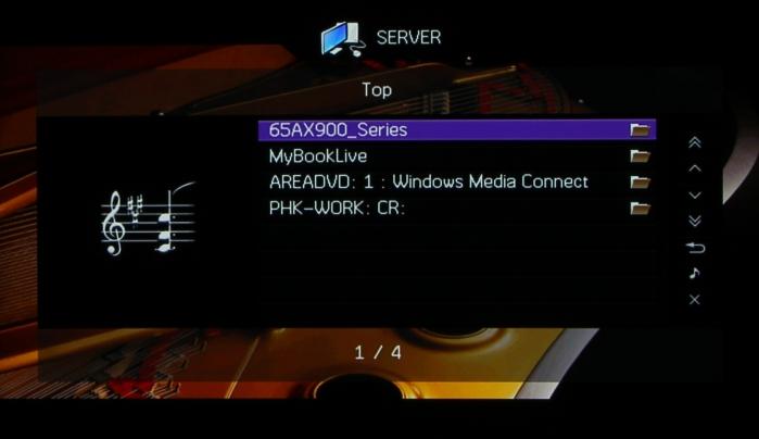 Yamaha RX-A3040 Screenshot 17