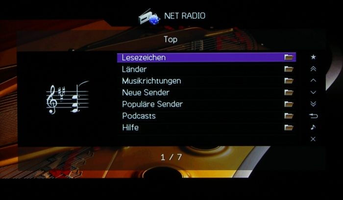 Yamaha RX-A3040 Screenshot 20