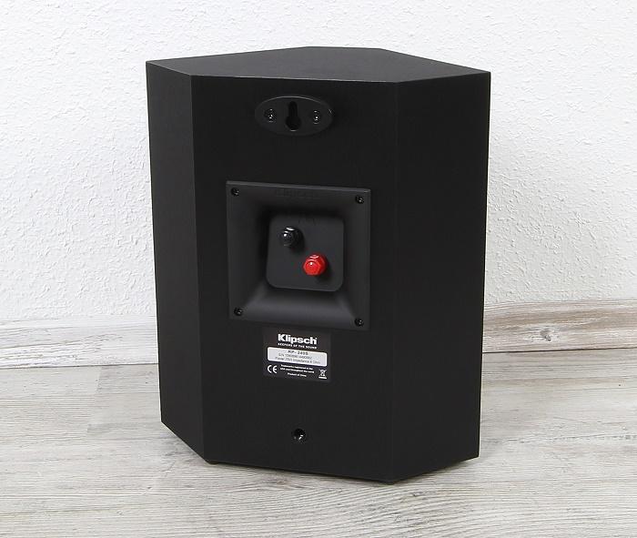 Klipsch Reference Premium RP-240S Rueckseite Seitlich1
