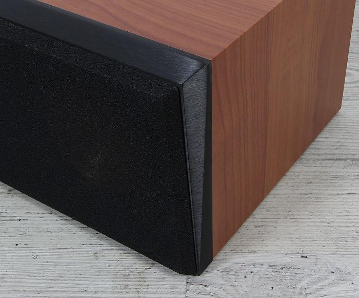 Klipsch Reference Premium RP-250C Verarbeitung