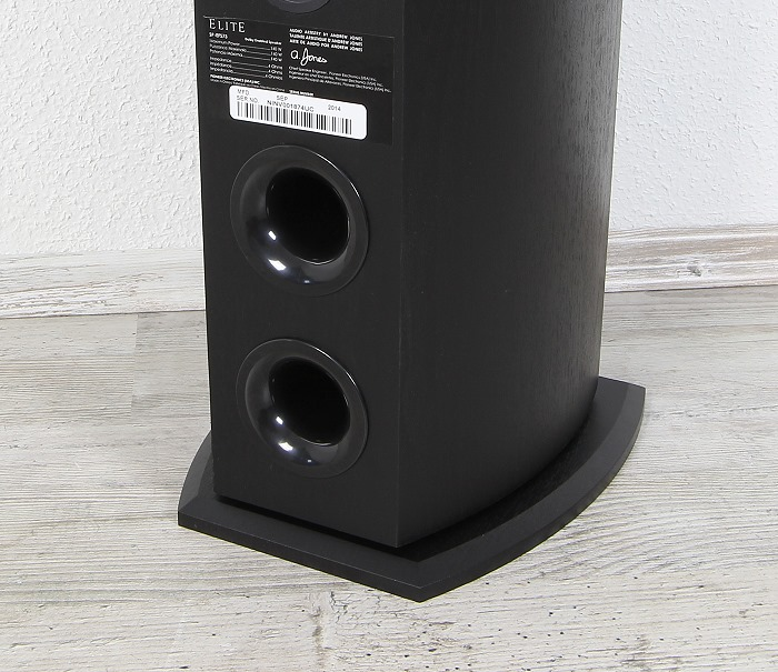Pioneer Elite SP-EFS73 Bassreflexrohre