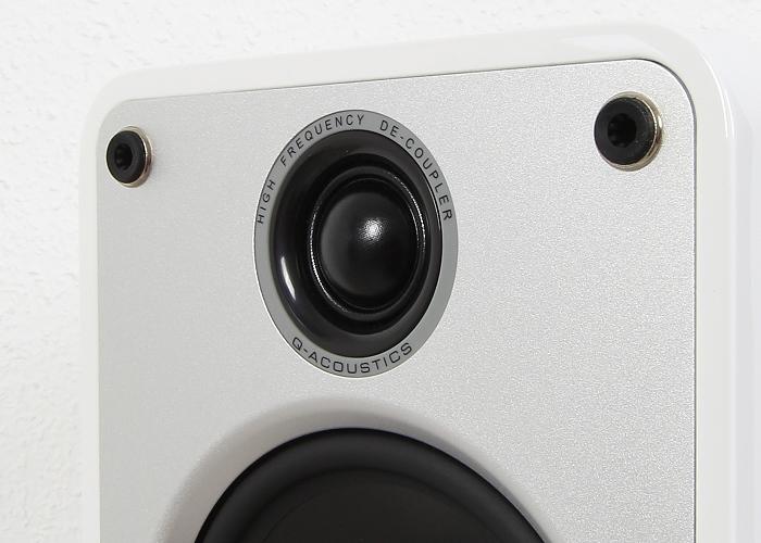 Q Acoustics Concept 40 Hochtoener