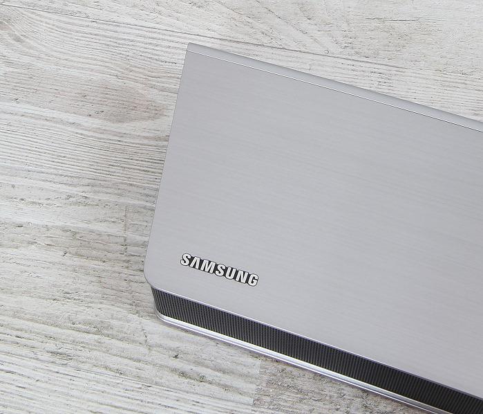 Samsung HW-J7501 Soundbar Verarbeitung