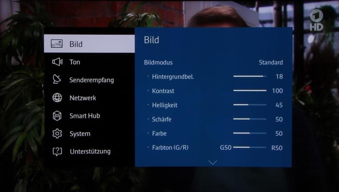 Samsung UE65JS9590 Screenshot 16