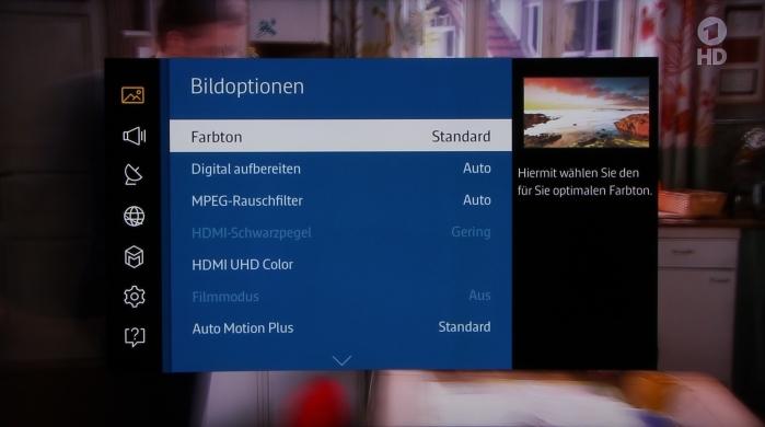 Samsung UE65JS9590 Screenshot 20
