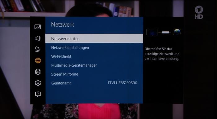 Samsung UE65JS9590 Screenshot 27