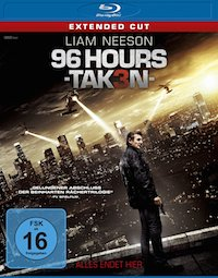 96 Hours - Taken 3 Blu-ray Disc