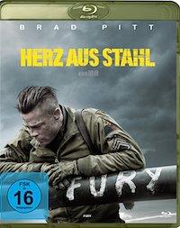 Fury Herz aus Stahl Blu-ray Disc