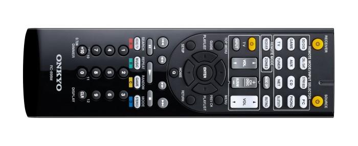 Onkyo TX-NR646_remote