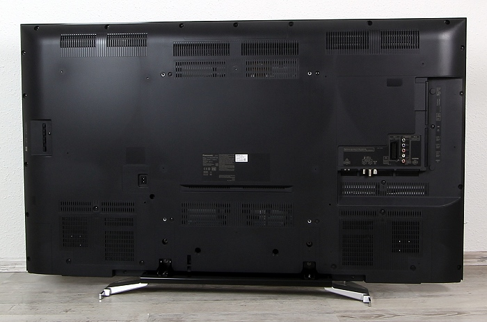 Panasonic TX-55CXW754 Rueckseite Seitlich