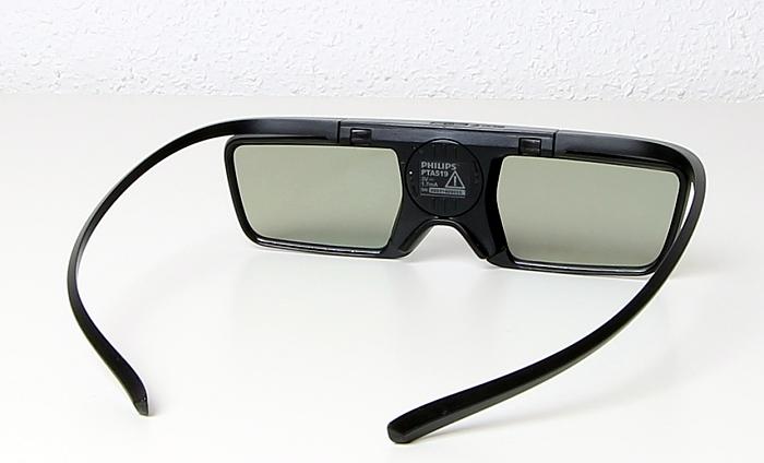 Philips 65PUS9809 3D Brille2