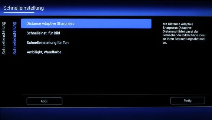 Philips 65PUS9809 Screenshot 10