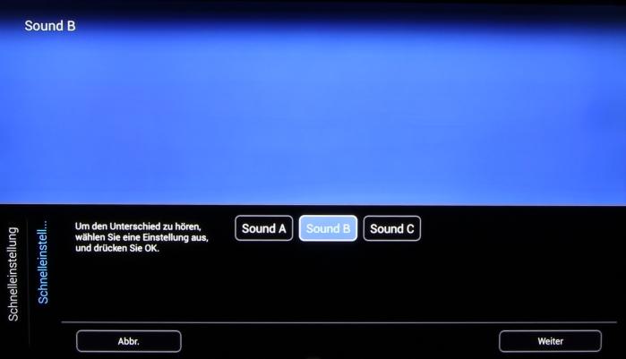 Philips 65PUS9809 Screenshot 15