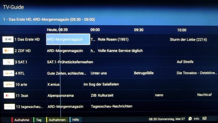 Philips 65PUS9809 Screenshot 20