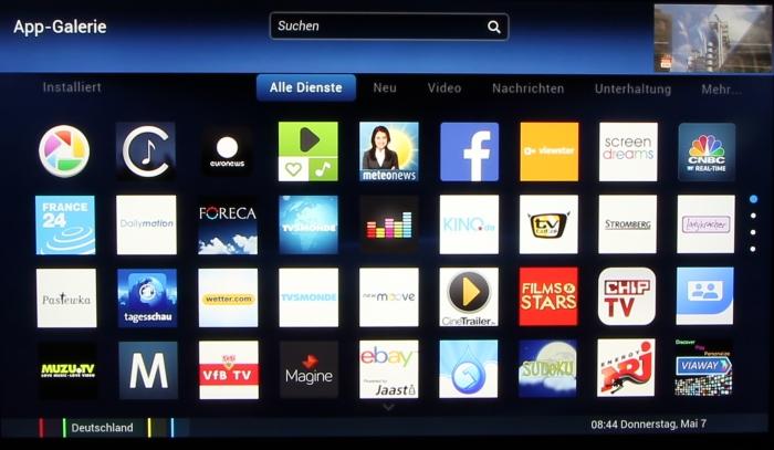 Philips 65PUS9809 Screenshot 25