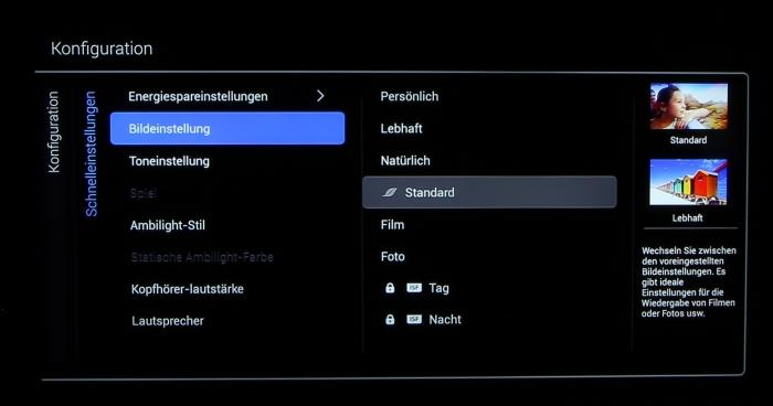 Philips 65PUS9809 Screenshot 27