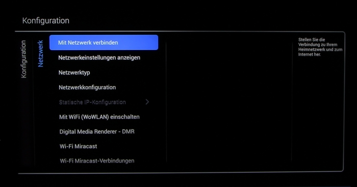 Philips 65PUS9809 Screenshot 44