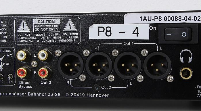 test stereo vor endstufenkombination aurum p8 m8 top qualit t made in germany area dvd. Black Bedroom Furniture Sets. Home Design Ideas