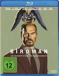 Birdman Blu-ray Disc
