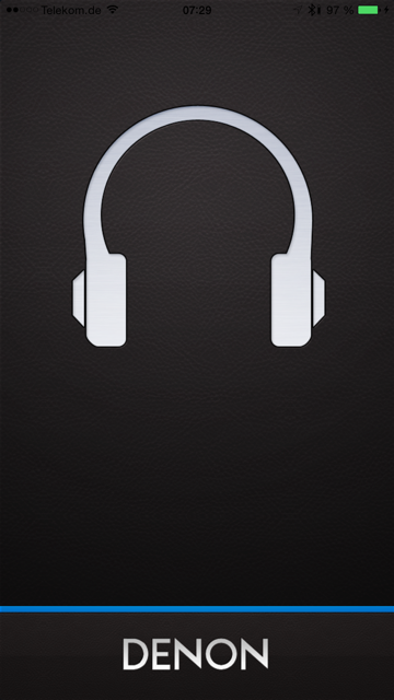 Denon_AH_GC20_App_Start