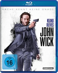 John Wick Blu-ray Disc