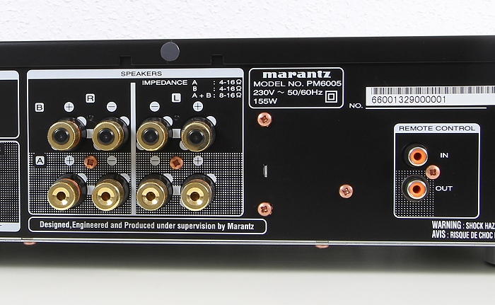 tests marantz pm 6006
