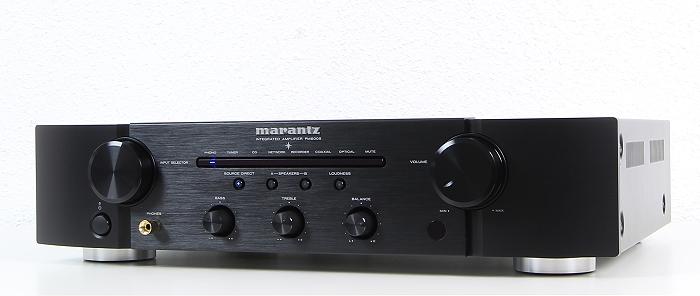 Marantz PM6005 Front Seitlich2