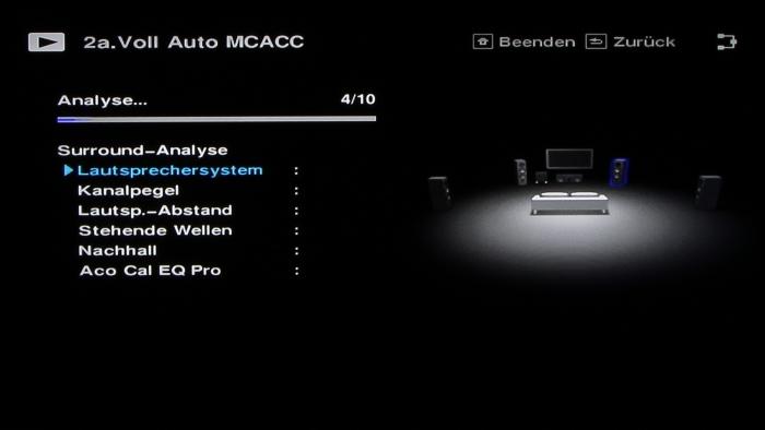 Pioneer VSX-930 Screenshot 11