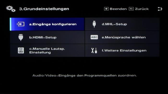 Pioneer VSX-930 Screenshot 14