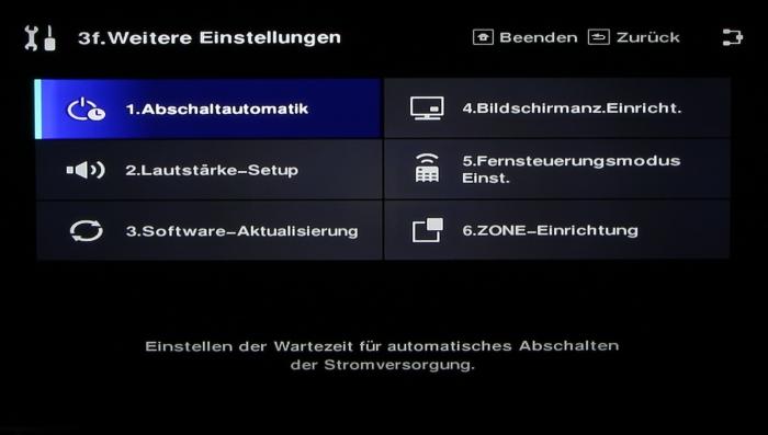 Pioneer VSX-930 Screenshot 23