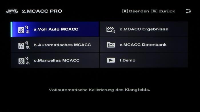 Pioneer VSX-930 Screenshot 8