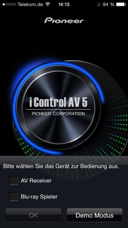 Pioneer iControl AV5 1