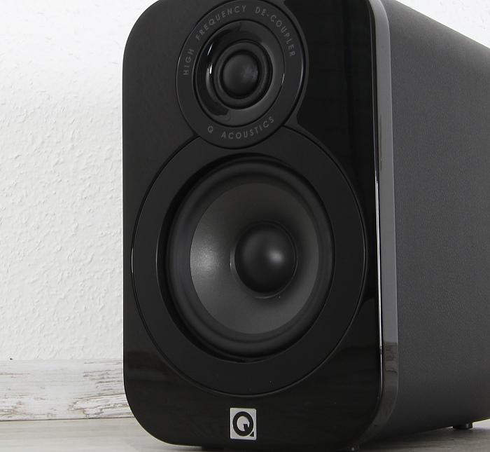 Q-Acoustics 3000 Serie 3010 Bestueckung