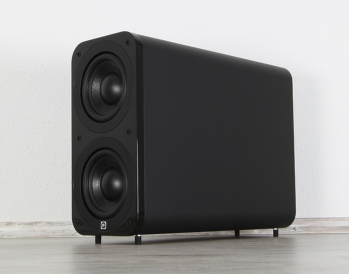 Q-Acoustics 3000 Serie 3070S Front Seitlich3