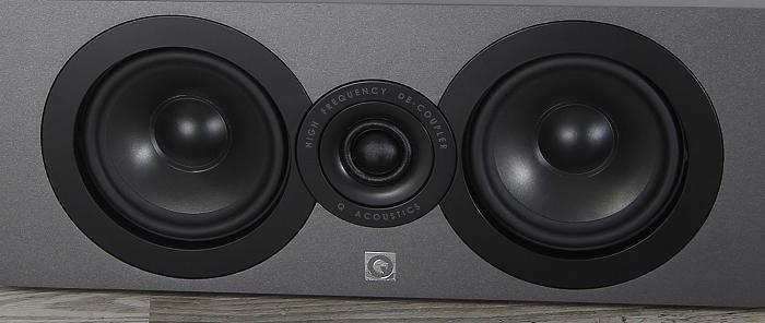 Q-Acoustics 3000 Serie 3090C Bestueckung