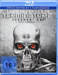 Terminator Genisys Endo Skull Blu-ray Disc