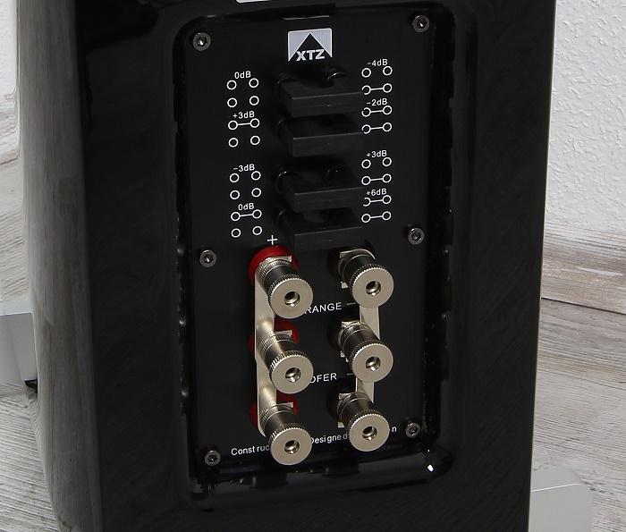 XTZ 99.36 FLR Anschluesse Rueckseite