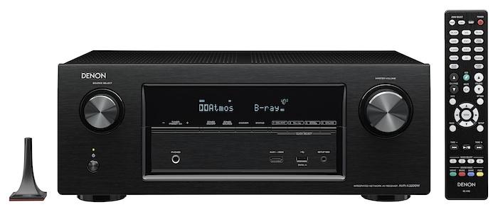 Denon AVR-X3200W 01