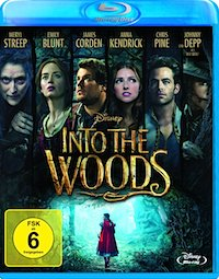 Into the Woods Blu-ray Disc