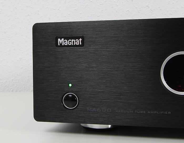 Magnat MA600 Bedienelemente Front3