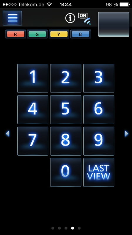 Panasonic TV Remote 2 8