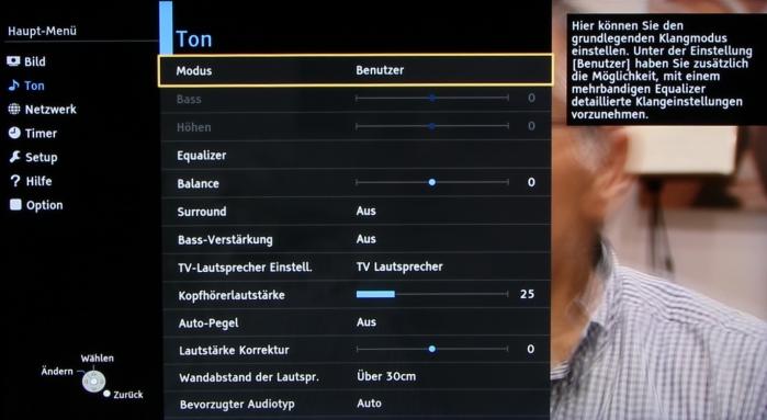 Panasonic TX-55CRW854 Screenshot 20