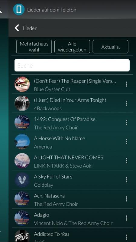 Samsung MultiRoom App 11