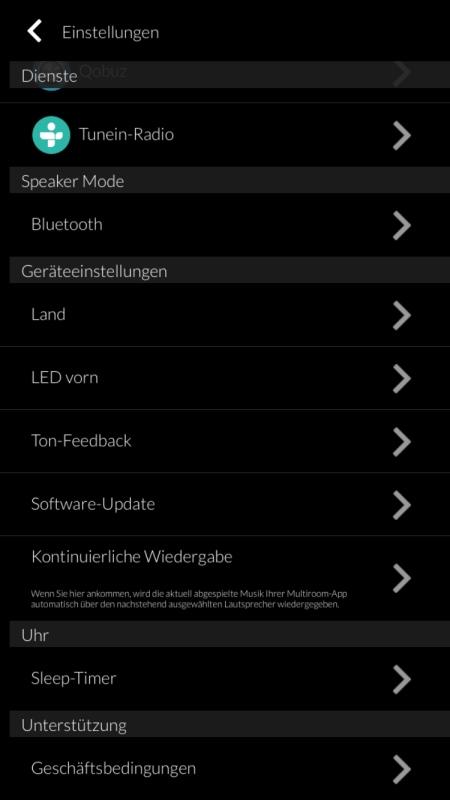 Samsung MultiRoom App 9