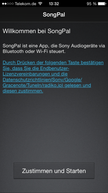 SongPal 1