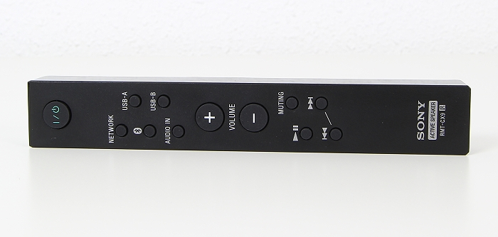 Sony SRS-X88 Fernbedienung